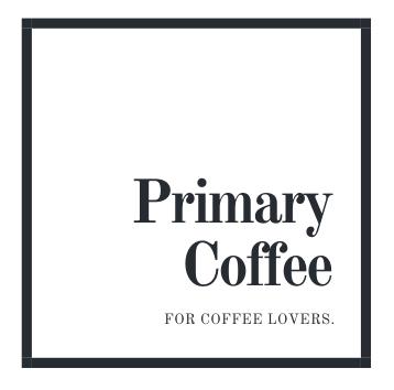 Primary Coffee