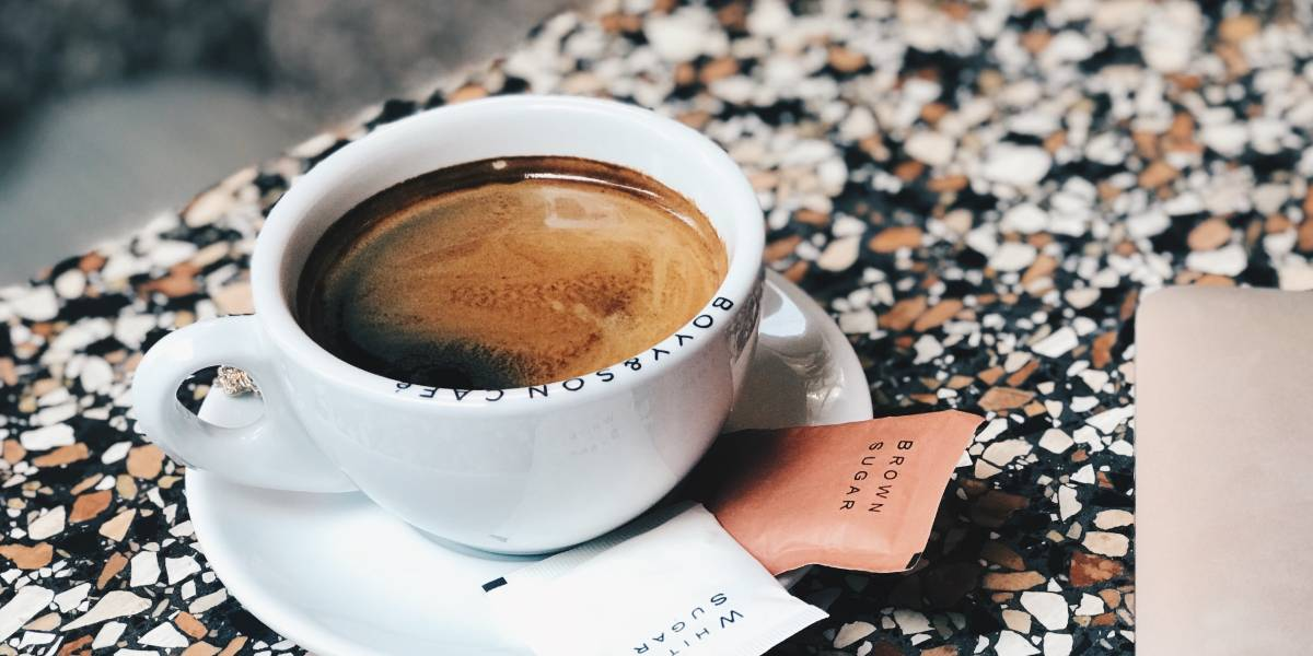 Americano espresso drink