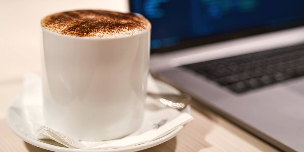 How to make a cappuccino at home, easy recipe
